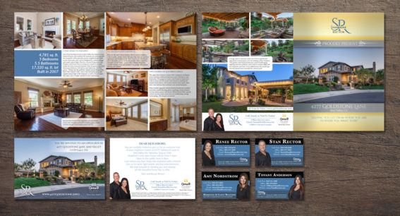 Real Estate Promotional Material 18